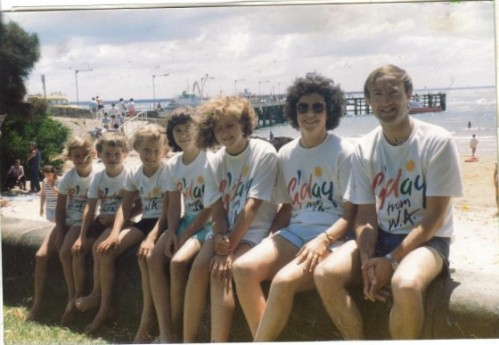 G'day from WA: The raddest T-shirts ever. Awkwardfamilyphotos.com